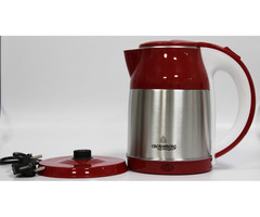 Kettle CB 2840 A Red Crownberg