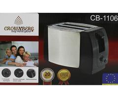 Тостер Crownberg CB-1106