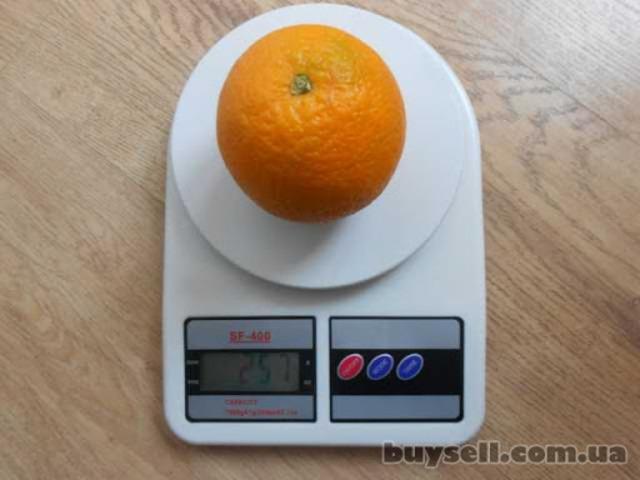 Весы бытовые кухонные