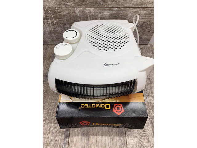 Тепловентилятор Электрический Domotec Ms 5903 2000 W
